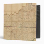 Military Map of the States of Kentucky Binder