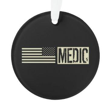 Military Medic Ornament