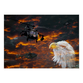 Military Medics Poster