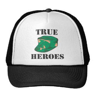 Military Mesh Hat