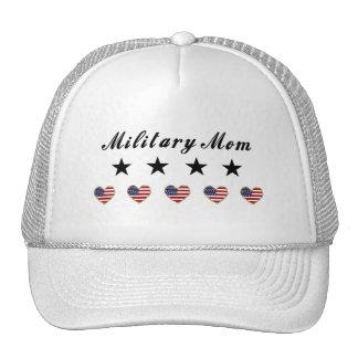 Military Mom Mesh Hat