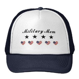Military Mom Trucker Hats