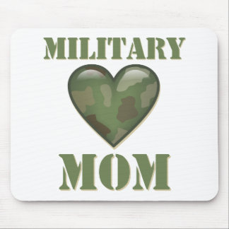 Military Mom Mouse Pad