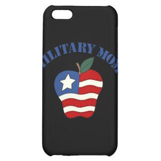 Military Mom Patriotic Apple Case For iPhone 5C