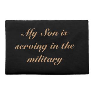 Military Mom Travel Accessory Bag