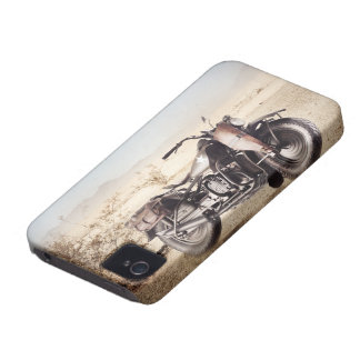 Military Motorcycle iPhone 4 Case
