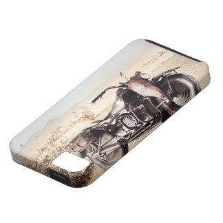 Military Motorcycle iPhone SE/5/5s Case