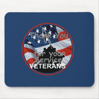 Military Mouse Pad