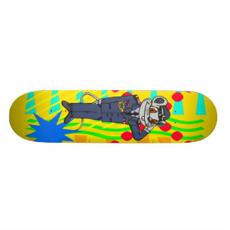 Military Mouse Skateboard