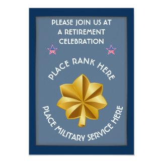 Military Retirement Invitations & Announcements | Zazzle