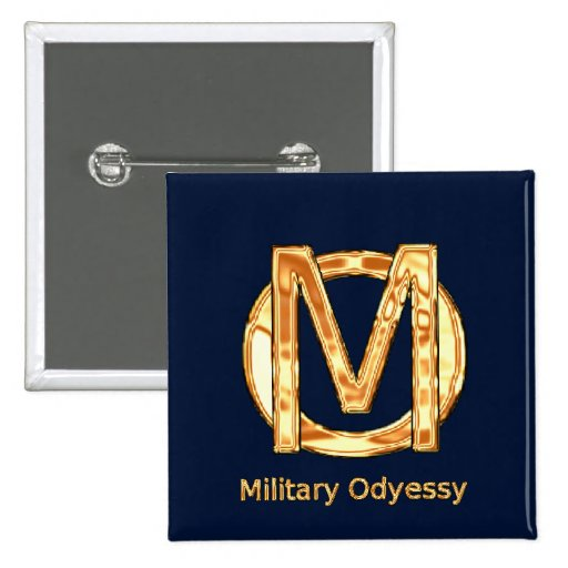 Military Odyssey Button