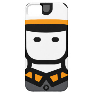 Military Officer iPhone SE/5/5s Case