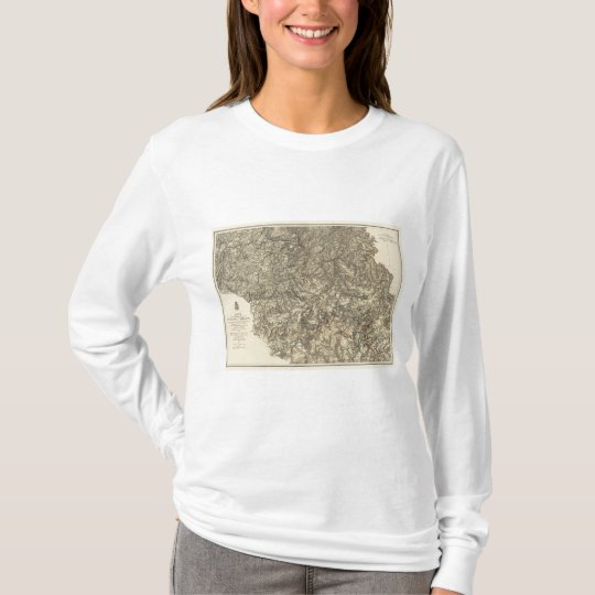Military Operations of the Atlanta Campaign 3 T-Shirt