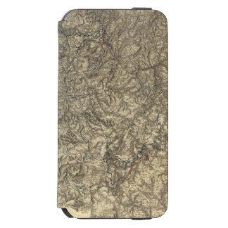 Military Operations of the Atlanta Campaign 3 Incipio Watson™ iPhone 6 Wallet Case