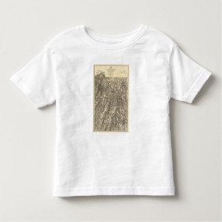 Military Operations of the Atlanta Campaign Tee Shirt