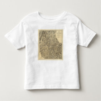 Military Operations of the Atlanta Campaign Toddler T-shirt