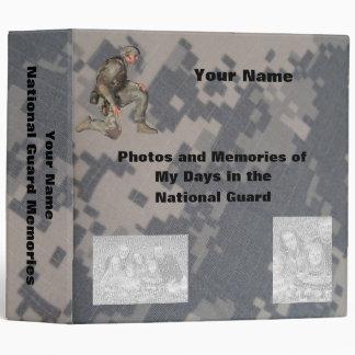 Military Photo Memory album 3 Ring Binders