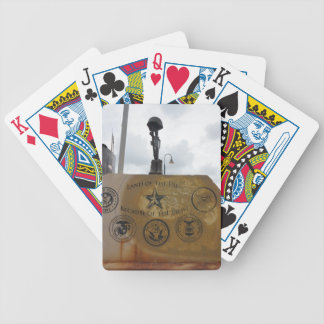 Military Bicycle Playing Cards