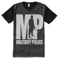 Military Police All-Over-Print T-Shirt