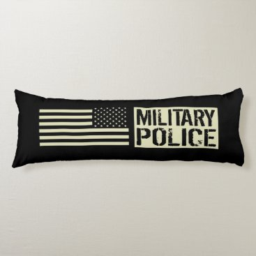 Military Police Body Pillow