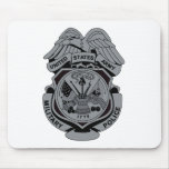 Military Police Patch Mouse Pads
