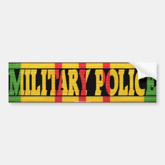 Military Police Vietnam Service Medal Sticker