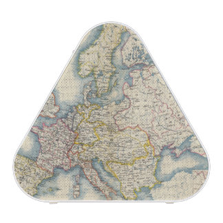 Military Political Map of Europe Bluetooth Speaker