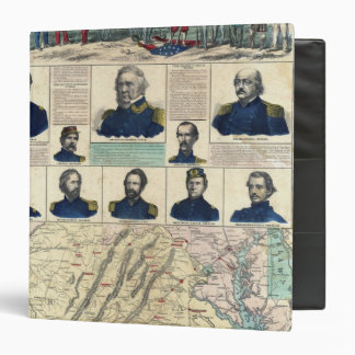 Military Portraits Binder
