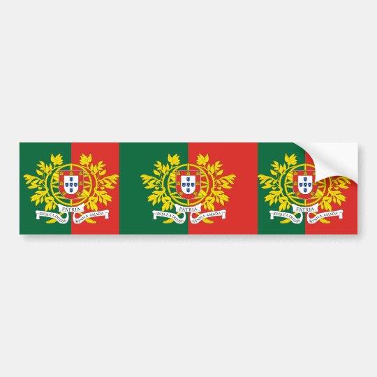 Military Portugal, Portugal Bumper Sticker