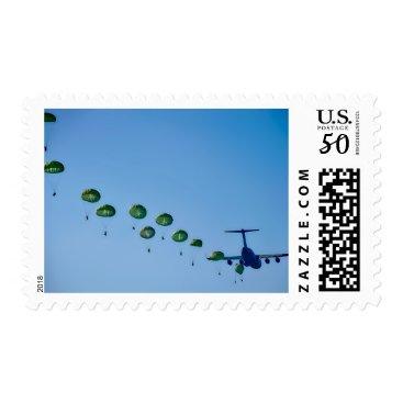 military postage