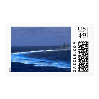 Military Postage Stamp