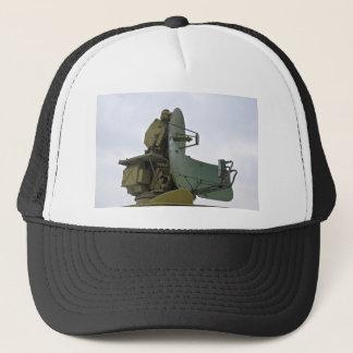 military radar antenna trucker hat