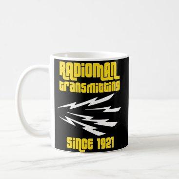 Military Radioman Ham Radio Coffee Mug