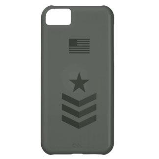 Military Rank Case iPhone 5C Case