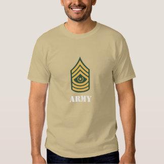 military rank pride TShirt