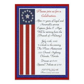Military Retirement all branches Card