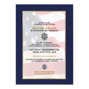 military invitations zazzle