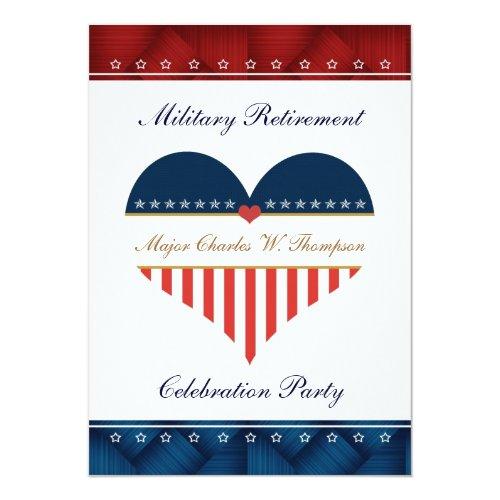 Popular 25 Military Retirement Invitations | Popular Invitation