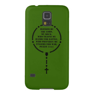 Military Rosary Galaxy S5 Case