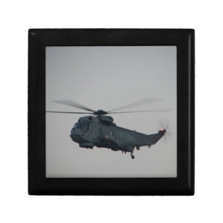 Military Sea King Helicopter Gift Box