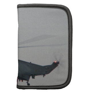 Military Sea King Helicopter Folio Planners