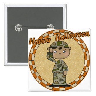 Military Soldier Pin