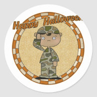 Military Soldier Stickers