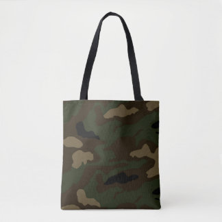 military soldier uniform camouflage pattern army t tote bag