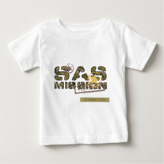 Military Special Forces SAS Mission Tee Shirt