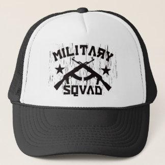 Military Squad AK47 - Black Trucker Hat