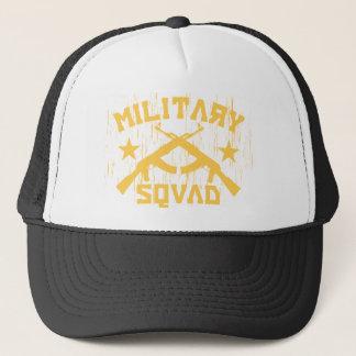 Military Squad AK47 - Yellow Trucker Hat