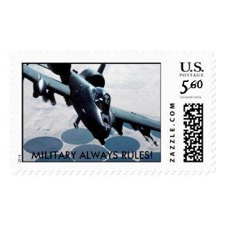 military stamp!