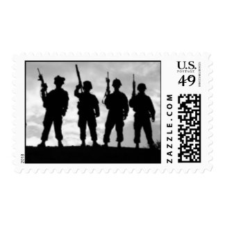 Military Stamps