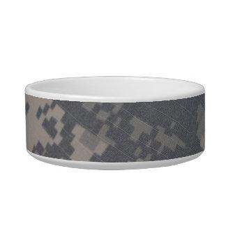 Military Style ACU Design Bowl